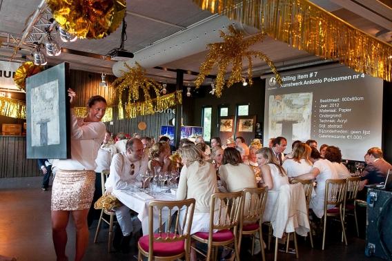 Ronde Tafel Amstelveen.Gold Party Amstelveen Foto Atlas Fotografie